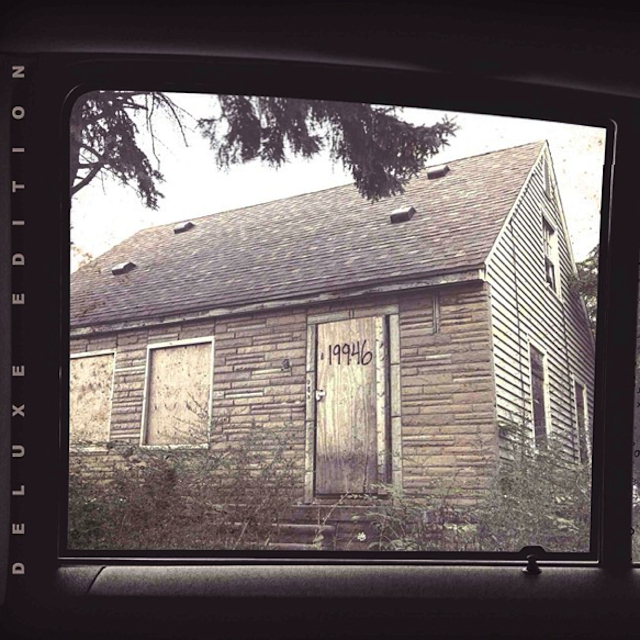 "Eminem ""The Marshall Mathers LP 2"" Deluxe Edition Cover ..."