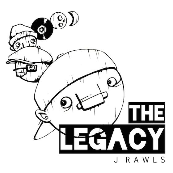 Resultado de imagen para J Rawls - The Legacy
