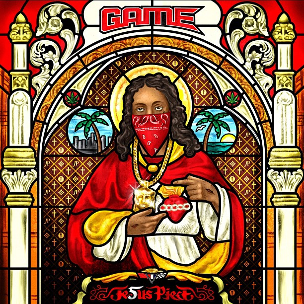 """Game """"Jesus Piece"""" Cover Art & Release Date 