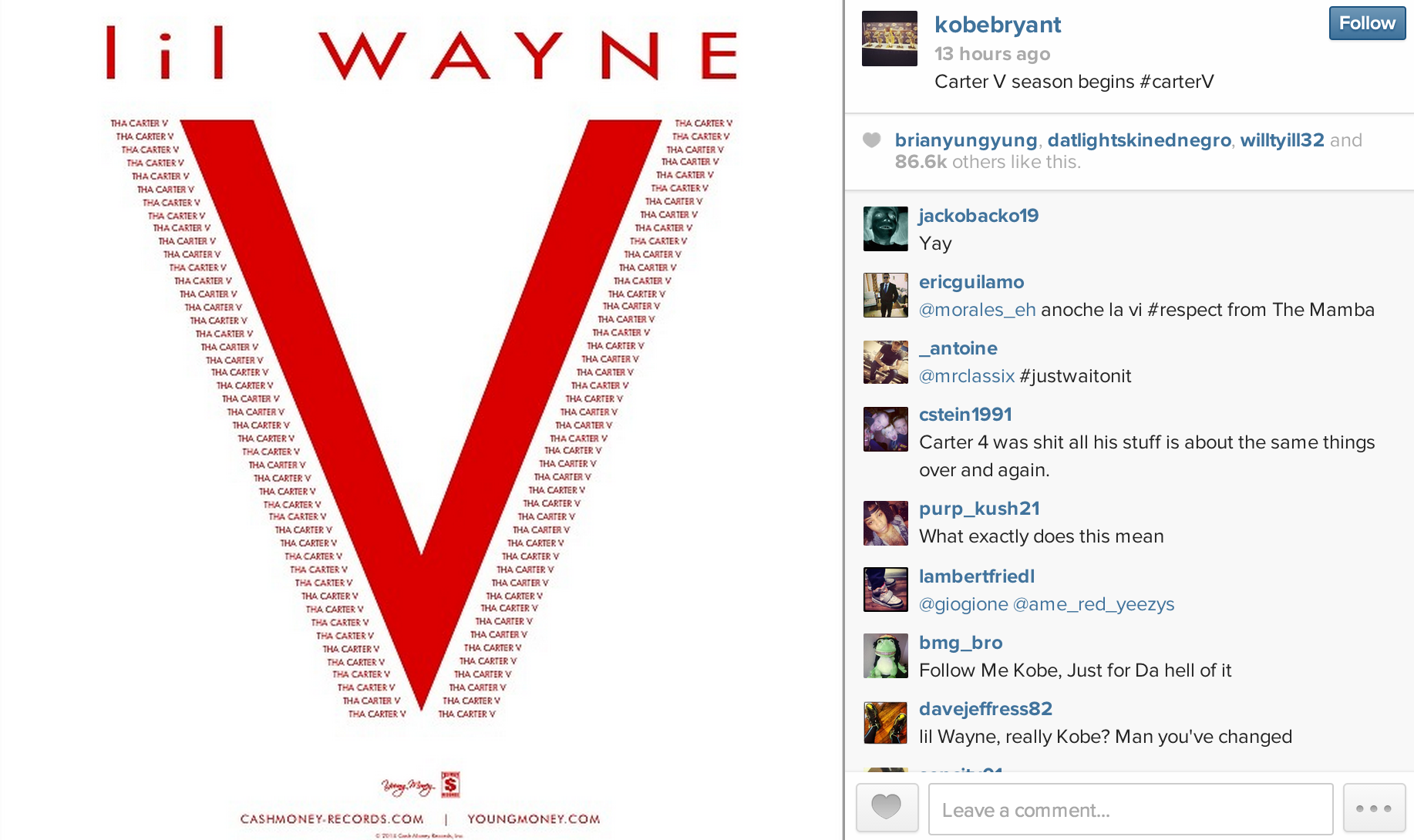 tha carter v download