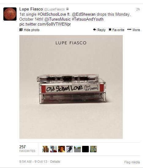 Lupe Fiasco Releases Old School Love Video Hiphopdx