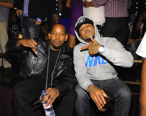 Problem and Scoe at Hennessy VS Launch Event