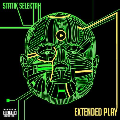 Resultado de imagen para Statik Selektah - Extended Play