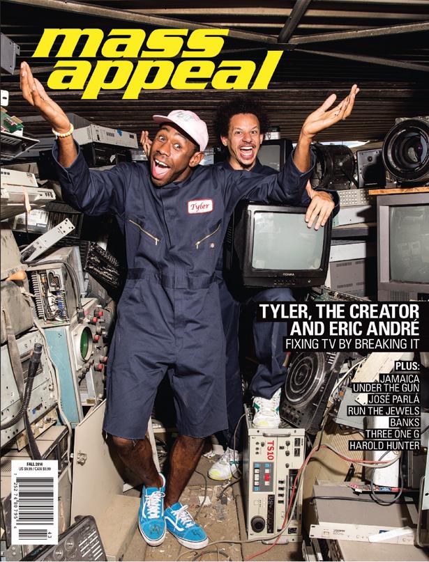 mass appeal magazine issue 11 graffiti Graf hip hop rap urban flavor flav nyc
