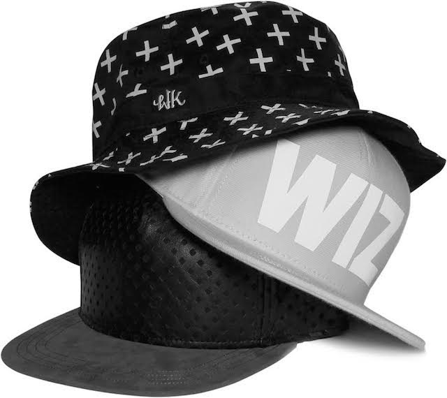 f4b0a8f6369 Wiz Khalifa Launches Second Hat Collection With Flat Fitty Luxury ...