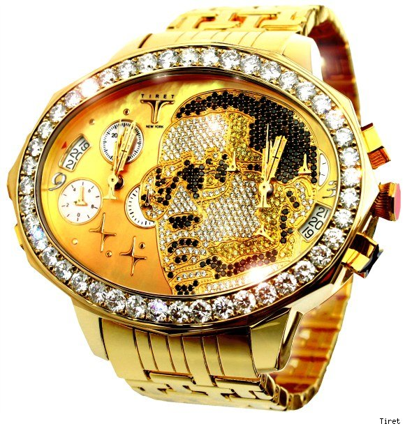 Kanye Face Watch