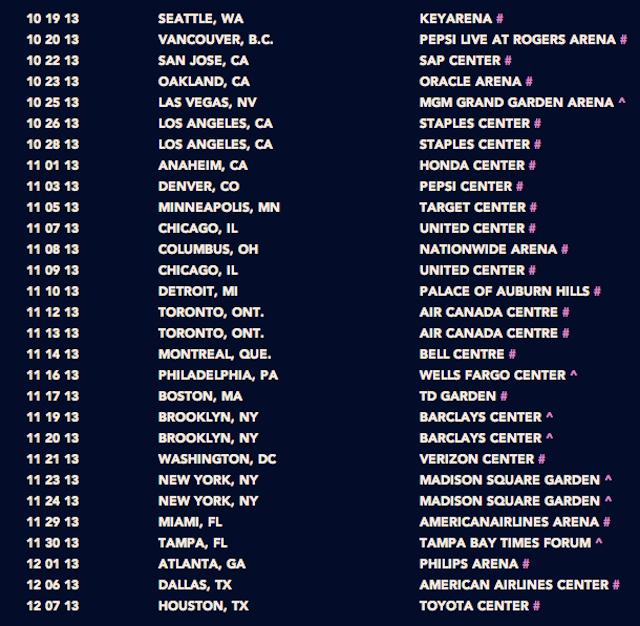 Kanye west resumes yeezus tour reschedules dates hiphopdx - Louis ck madison square garden december 14 ...