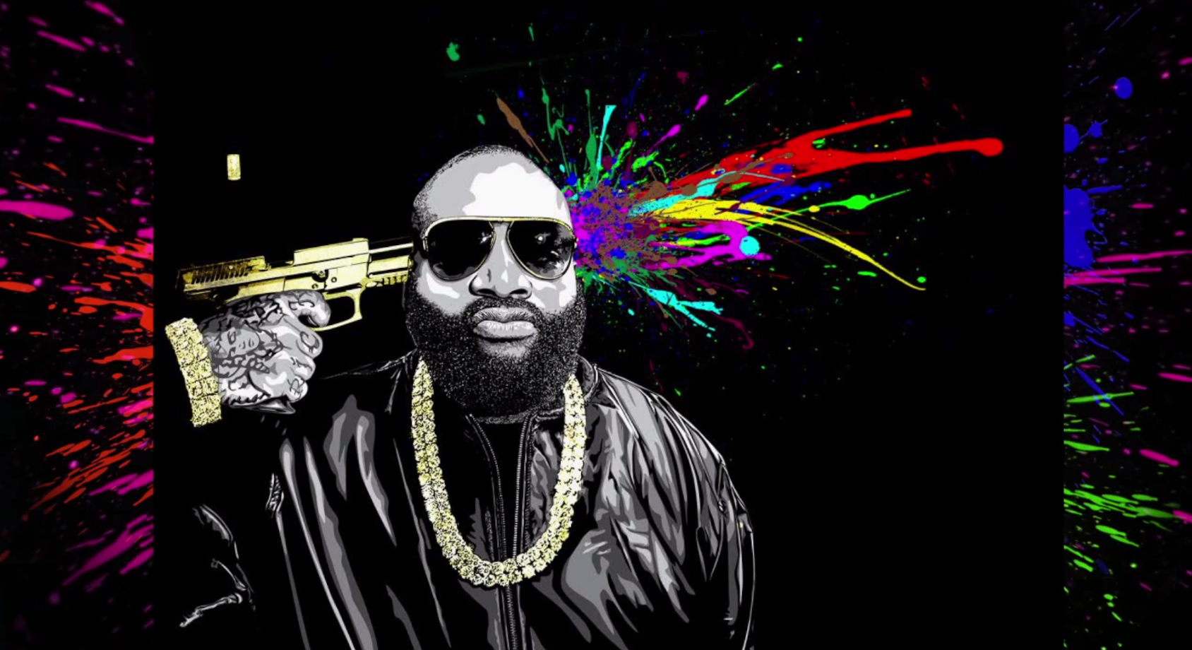 "Rick Ross ""Mastermind"" Release Date, Cover Art, Tracklist ..."