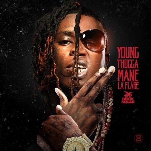 Gucci Mane Amp Young Thug Young Thugga Mane La Flare Cover