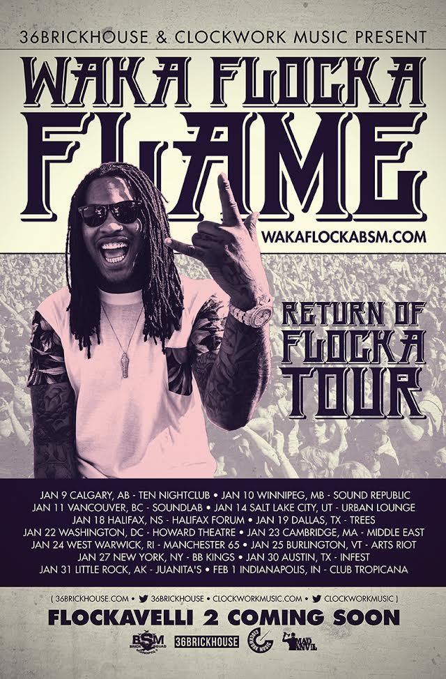 Tracklist Waka Flocka Flame Flockaveli Related Waka Flocka Flame