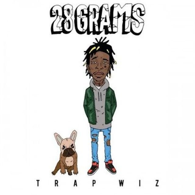 Wiz Khalifa Quot 28 Grams Quot Release Date Cover Art Tracklist